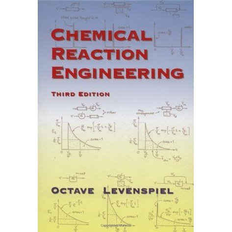 Chemical Reaction Engineering;third edition