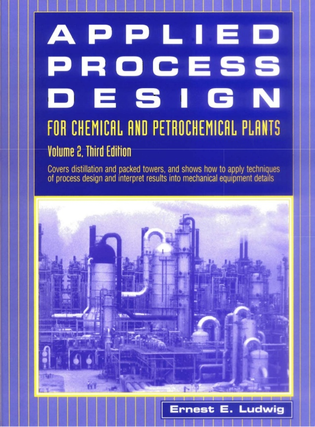 Applied Process Design For Chemical And Petrochemical Plants/Volume 2