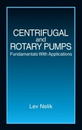 centrifugal and rotary pumps ; fundamental with applications
